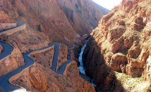 Gorges of the Todgha Valley
