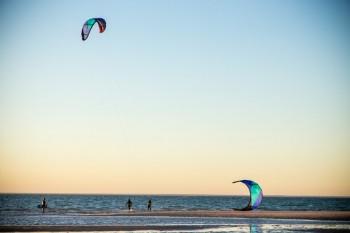 Kite Surfing in Dakhla
