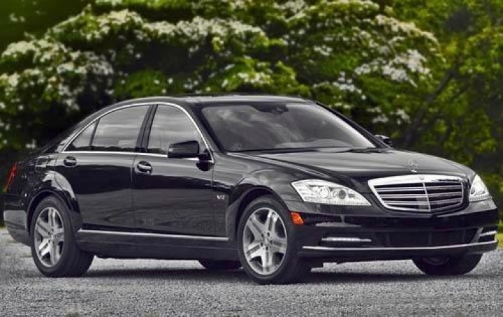 Mercedes Class-S