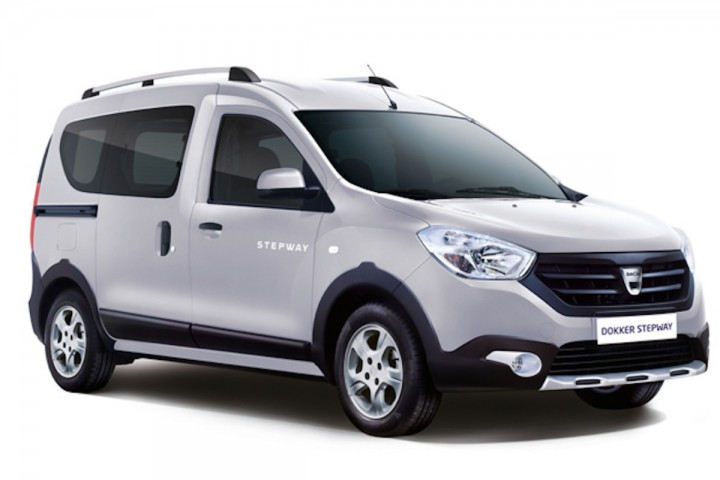 Dacia Dokker utilitaire