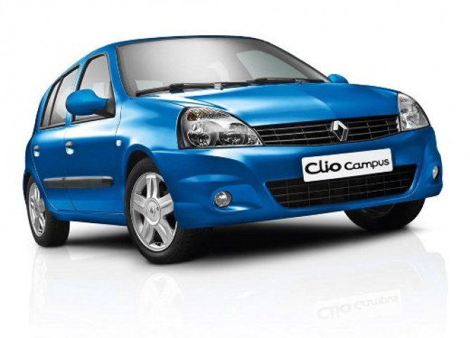 Renault -Clio-Campus without air conditioning