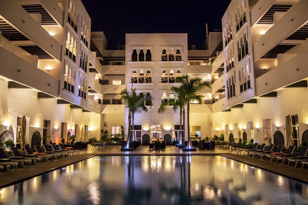 Hotel Andalucia Golf And SPA Tanger