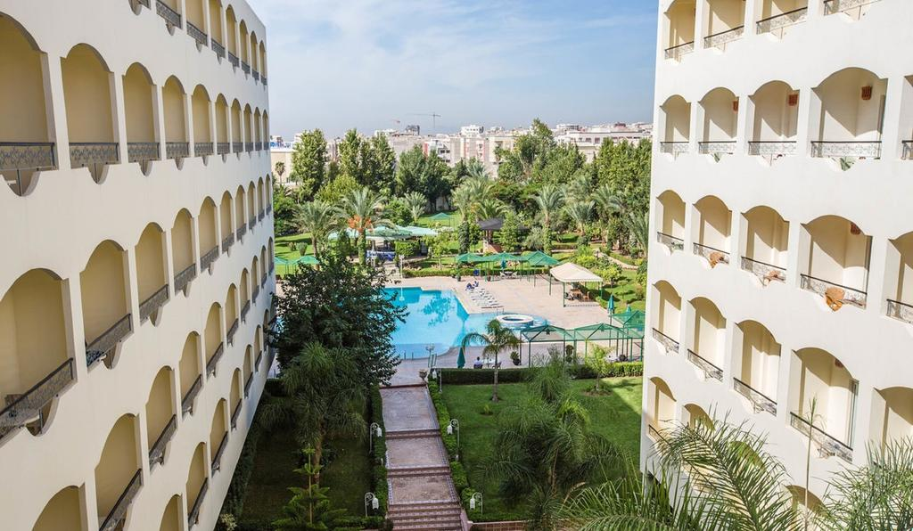 Hotel Zalagh Parc Palace All Inclusive