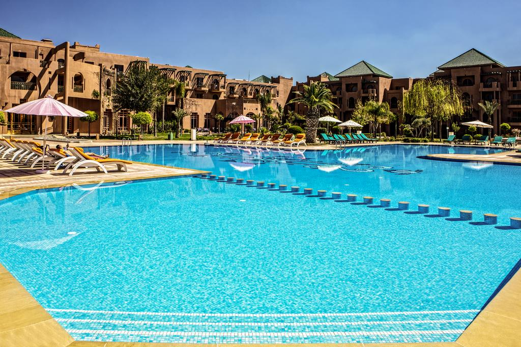 Hotel Palm Plaza  & Spa