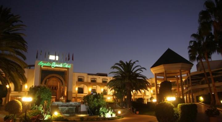 Beach Club Agadir