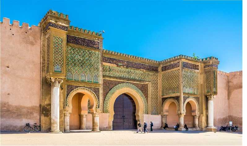 Imperial Cities Tour and the 1001 nights from Marrakech