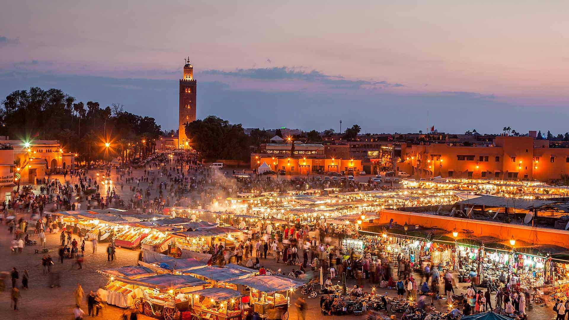 Marrakech 1 day trip