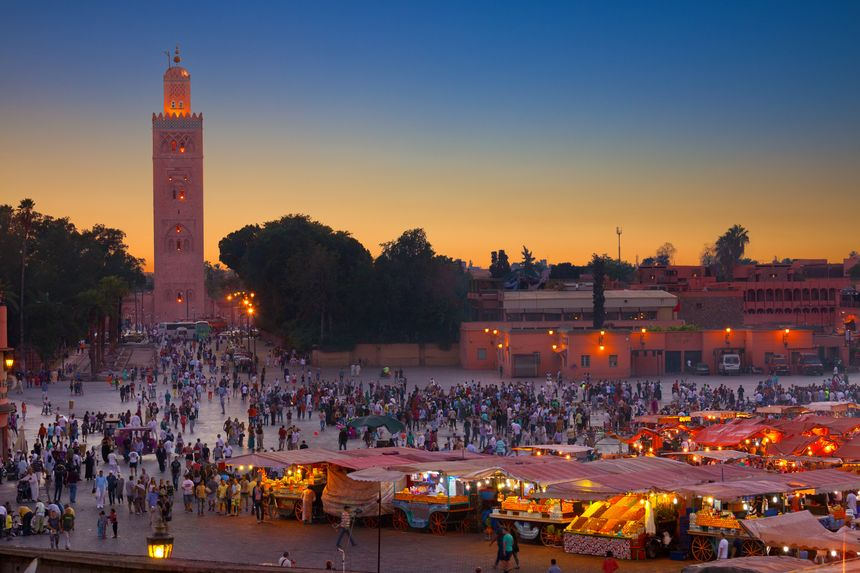 Hight Light  Marrakech