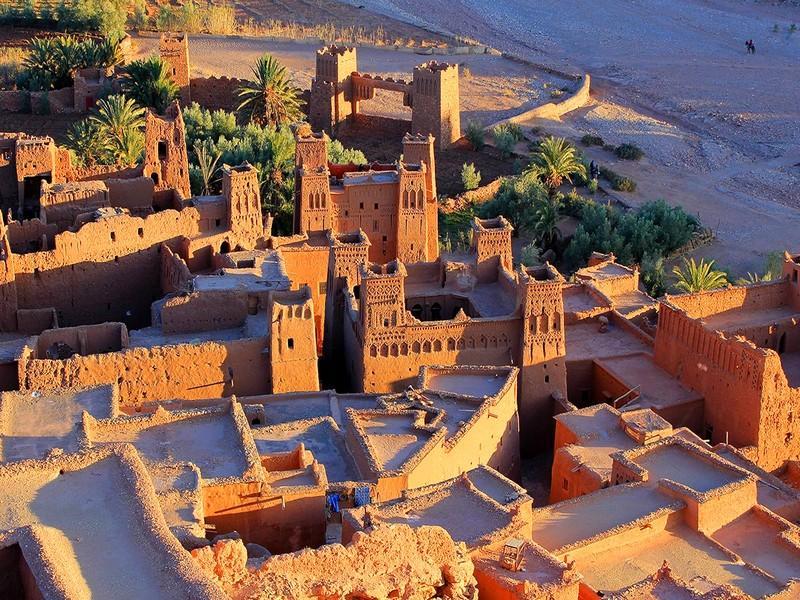 Le royaume des sultans et des Nomades